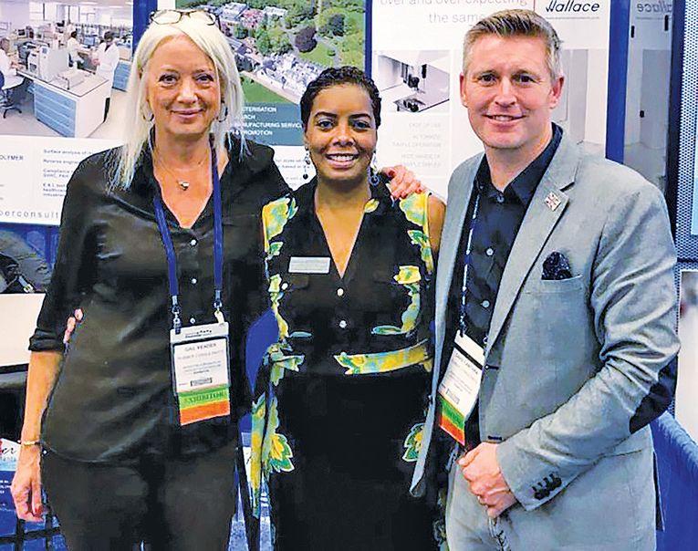 Gail, Lakisha and David - RD RH Education