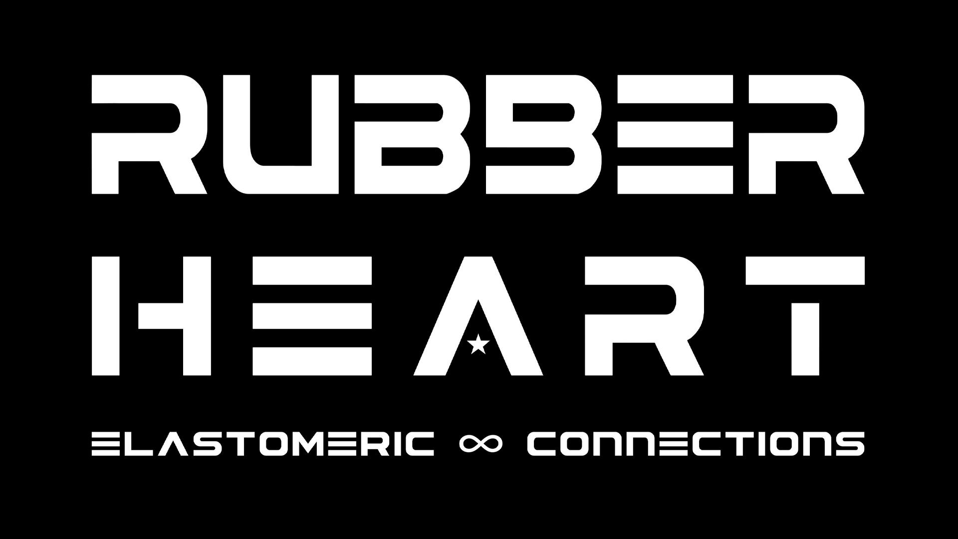 Rubber Heart Ltd - Official Logo