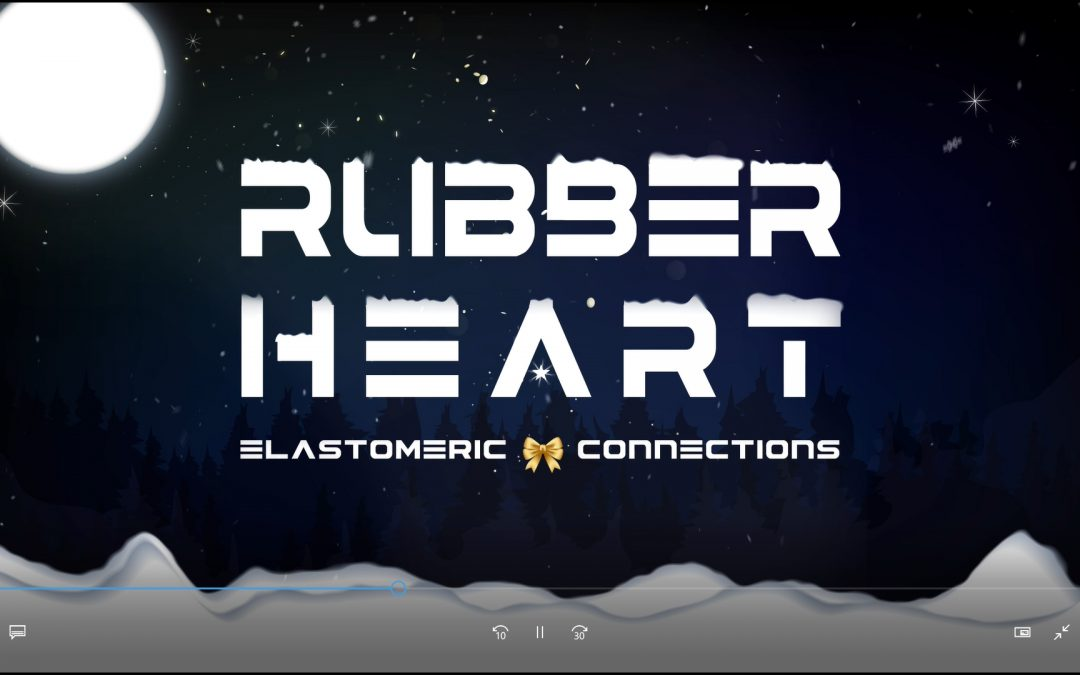Rubber Heart Christmas 2020