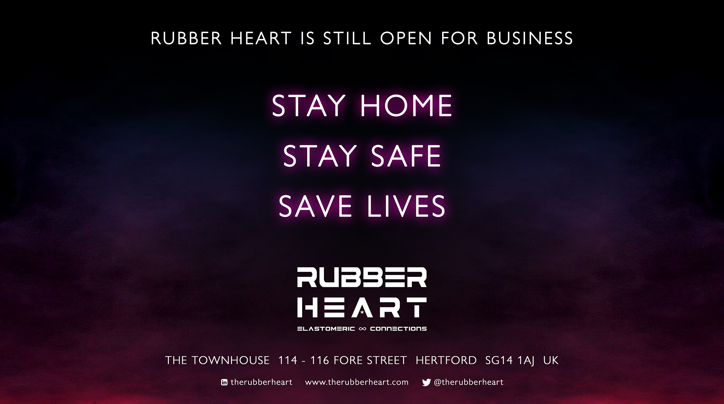 ACE partners with Rubber Heart