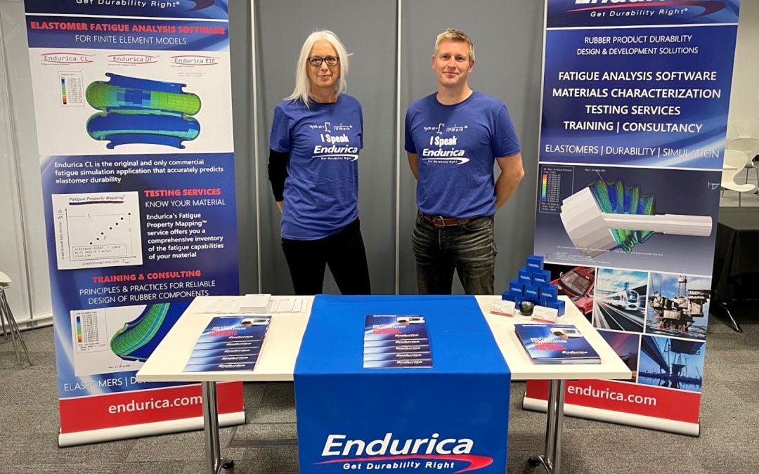 Endurica at EIS Exhibition
