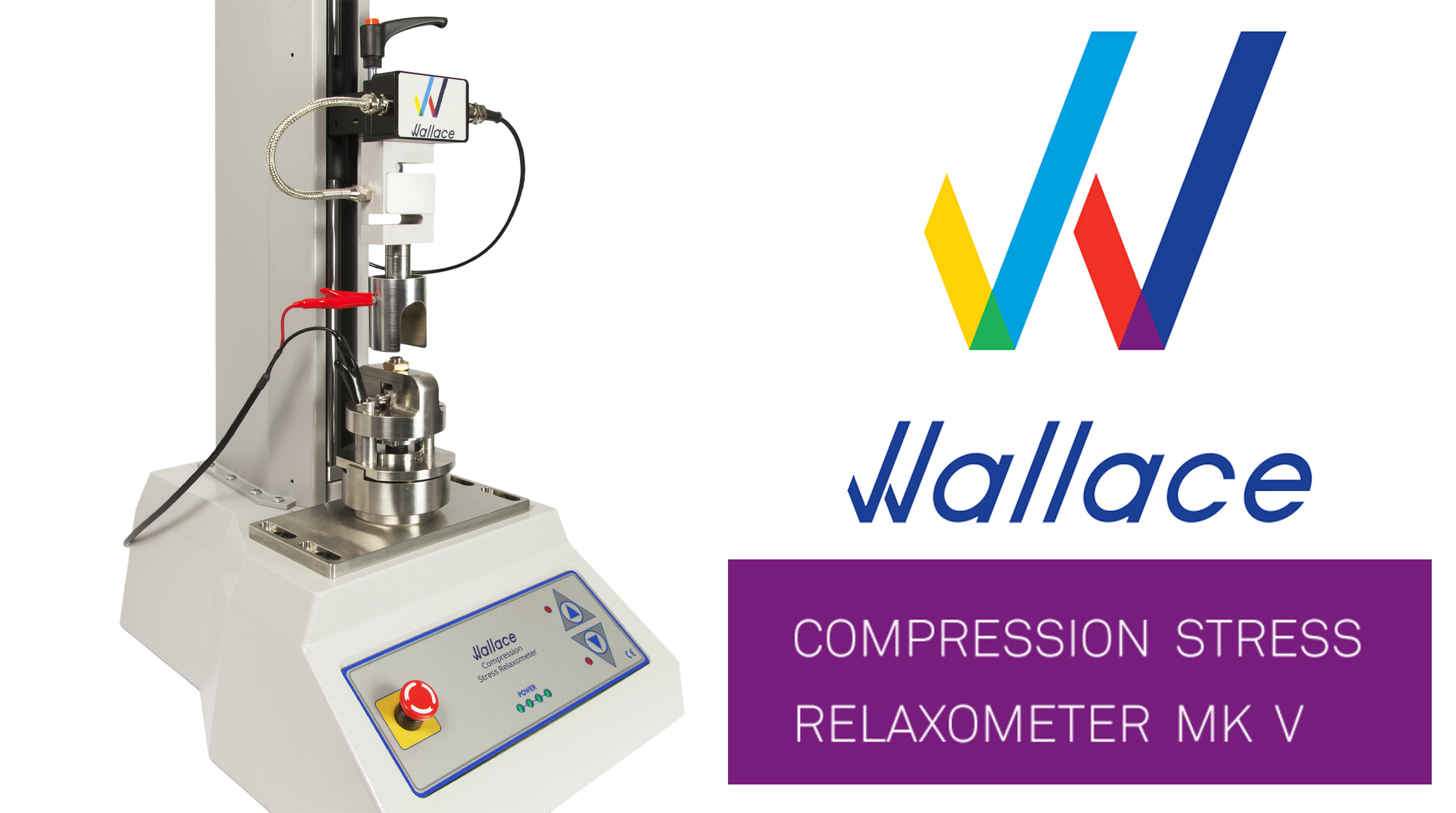 Wallace Instruments Compression Stress Relaxometer
